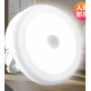 感应小夜灯led创意人体智能感应usb充电过道卧室橱柜灯多功能夜灯