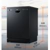 海尔13套EW13918BK 微蒸汽洗消毒杀菌烘干独立式嵌入式智能洗碗机